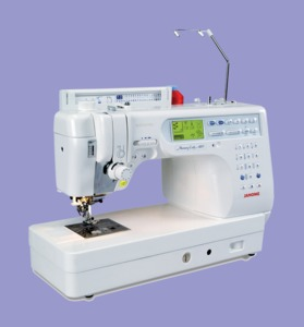 Janome Memory Craft Tools For Quilting
