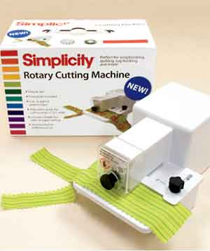 Simplicity Rotary Cutter Machine Tools For Quilting