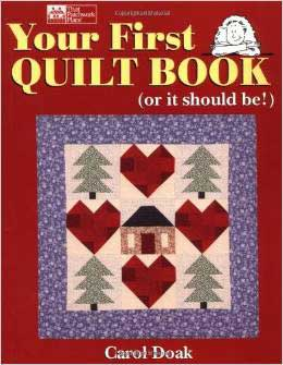 how to quilt books