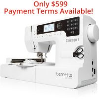 Bernina Chicago 7 Sewing Machine